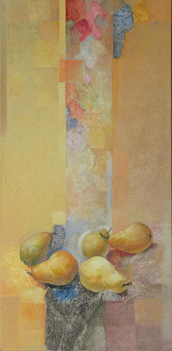 """Composition with pears"""